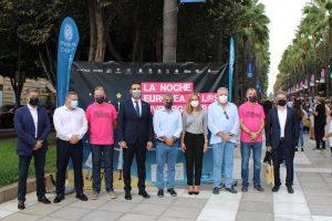 Los almerienses demuestran sus ganas de ciencia participando en la Noche Europea de los Investigadores