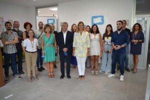 El Centro de Lenguas estrena aulas y nuevos espacios para favorecer el aprendizaje de sus estudiantes