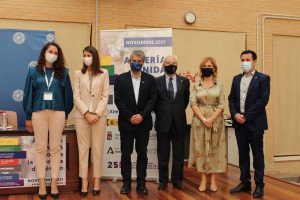 La acción coordinada de las instituciones ante la violencia de género es una realidad desde la Universidad de Almería
